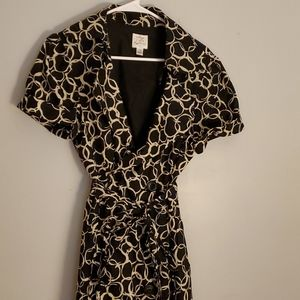 Suzi chin for maggy boutique Shirt dress size 14.